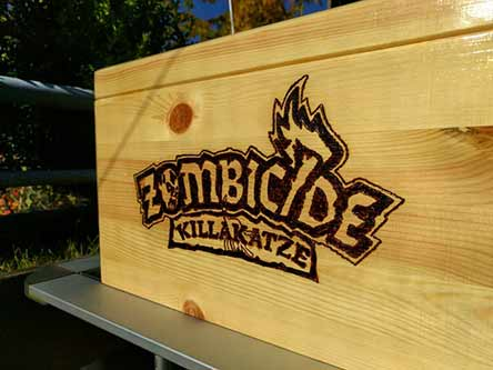 Zombicide: Storage Box